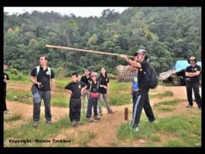 Blow Pipe at Taman Negara3