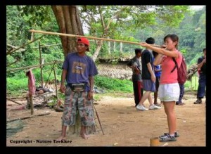 Blow Pipe at Taman Negara by Nature Trekker1