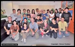 Pulau Semakau Group Photo1