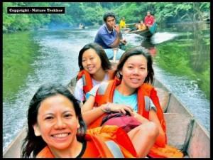 River Cruise at Taman Negara