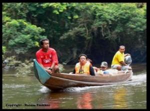 River Cruise at Taman Negara2