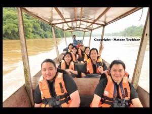 River Cruise to Taman Negara by Nature Trekker