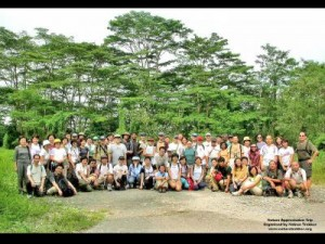 Trekking Group Photo