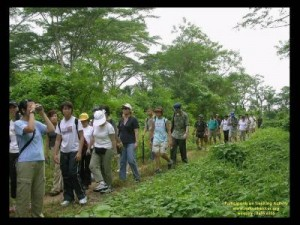 Trekking organised by Nature Trekker